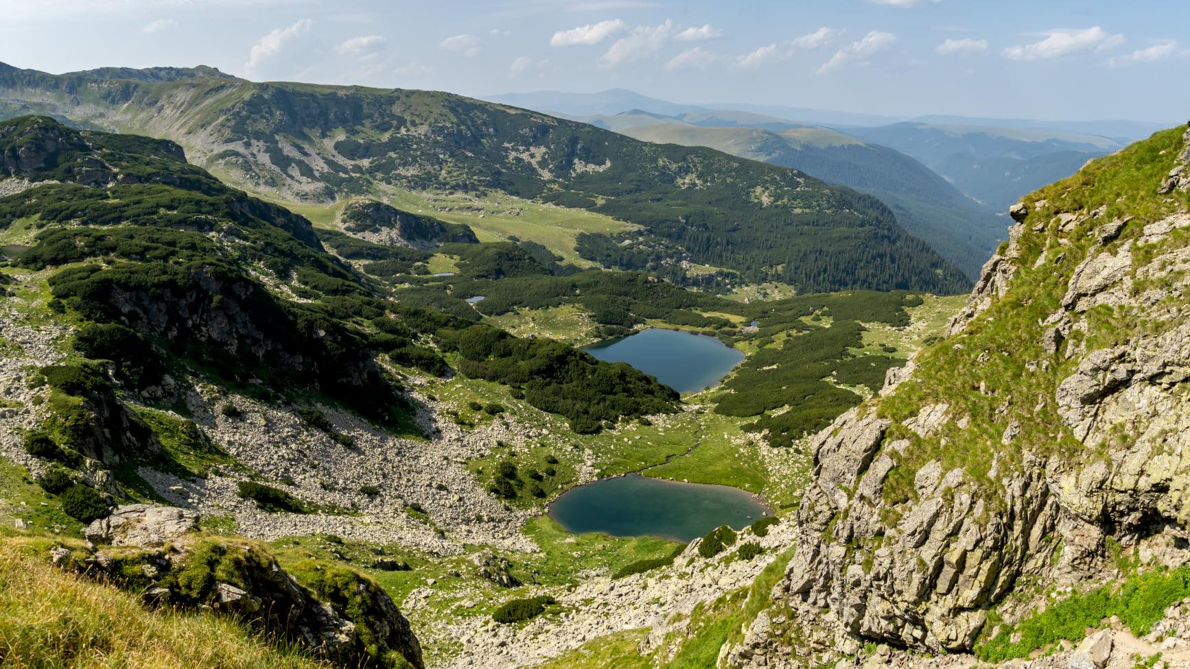 Lacurile Vidal și Gâlcescu - Marian Stan