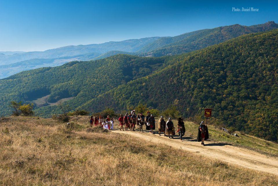 Leg. XIII Gemina, în marș spre Apulon - Daniel Morar