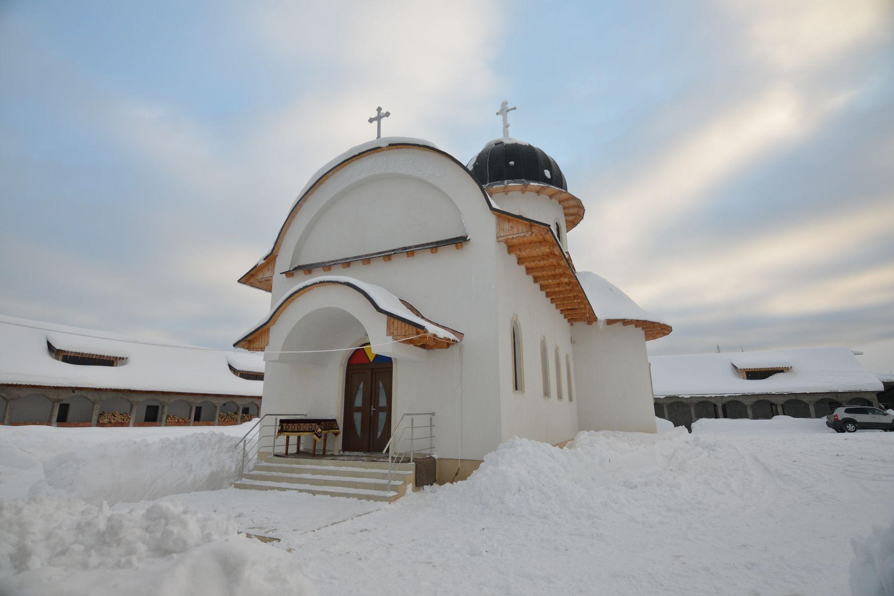 Manastirea Crucea Iancului