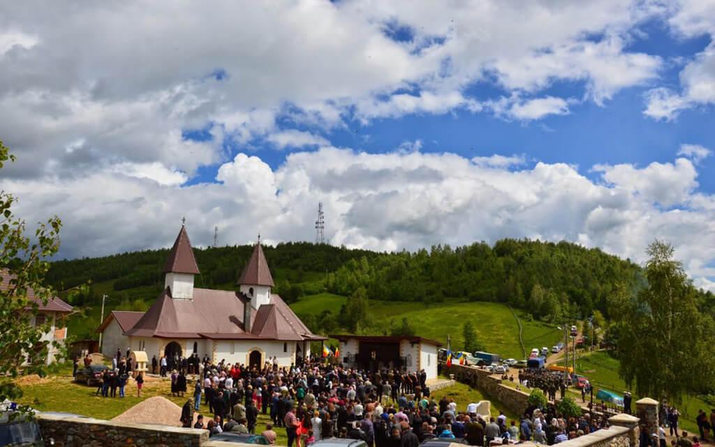 Mănăstirea Muntele Rece - Mitropolia Clujului