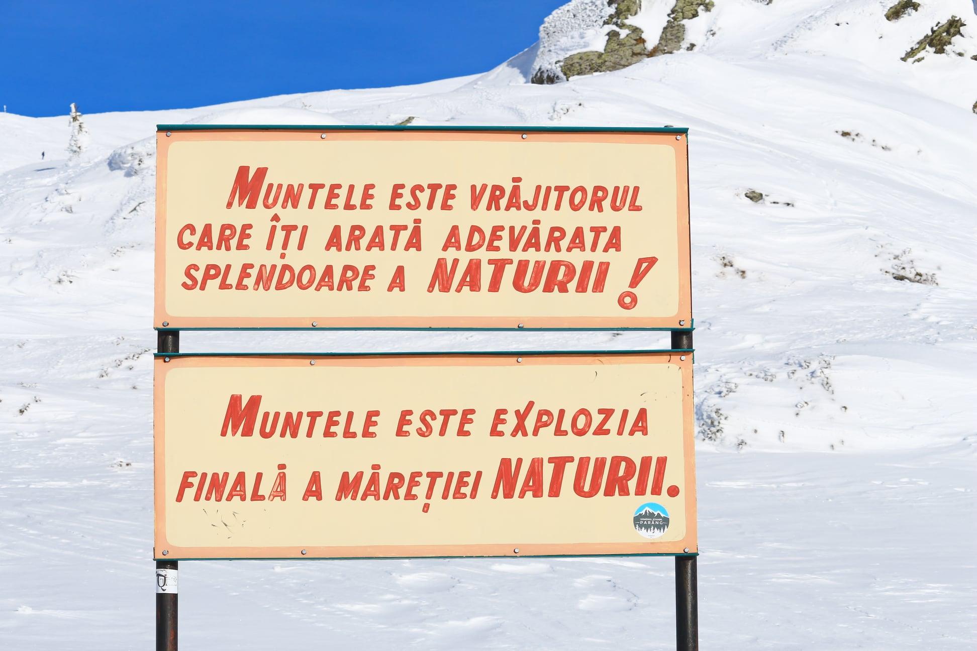 Muntele este vrajitorul - Liana Marin