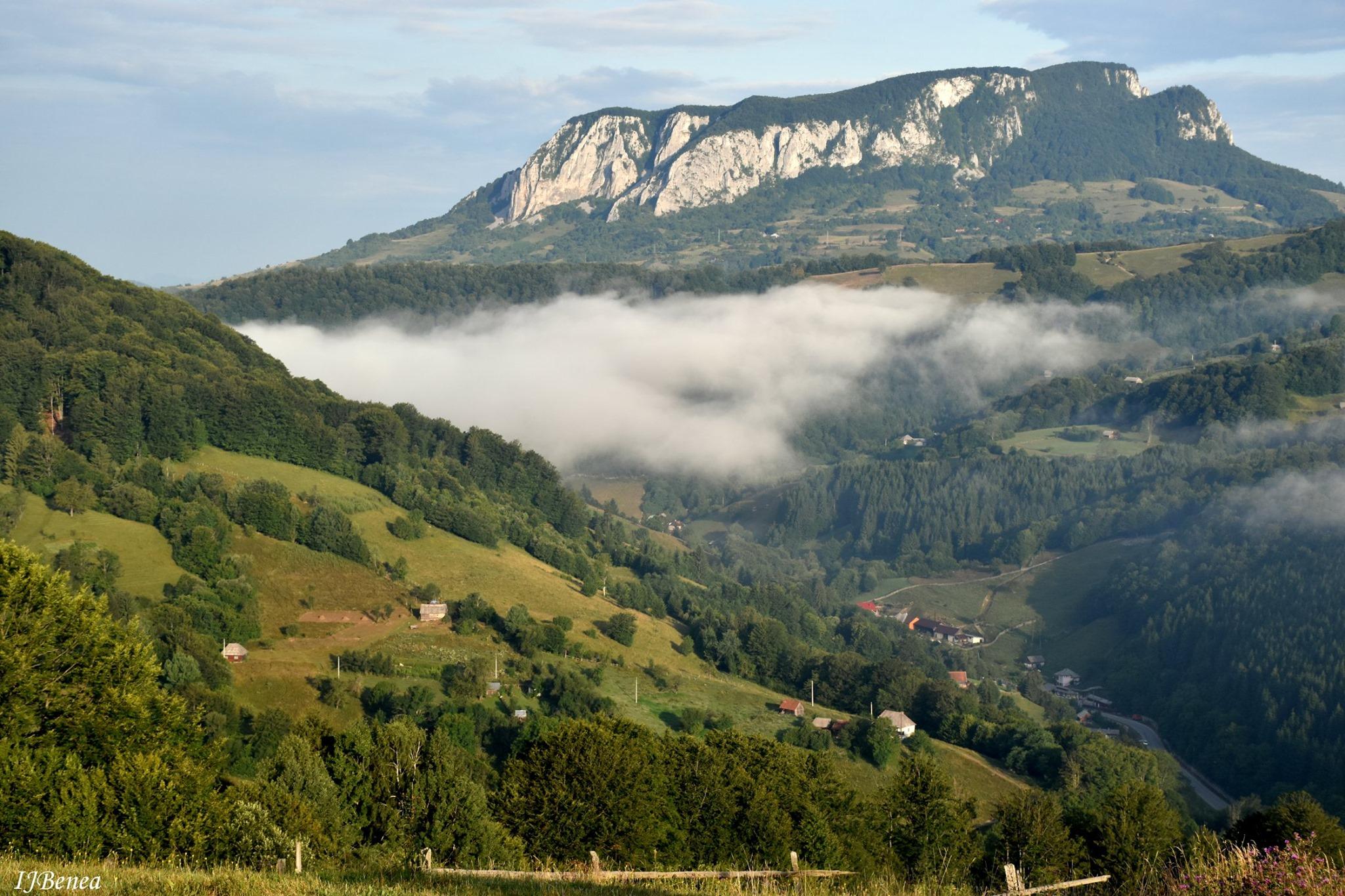 Muntele Vulcan - Ioan Benea Jurca
