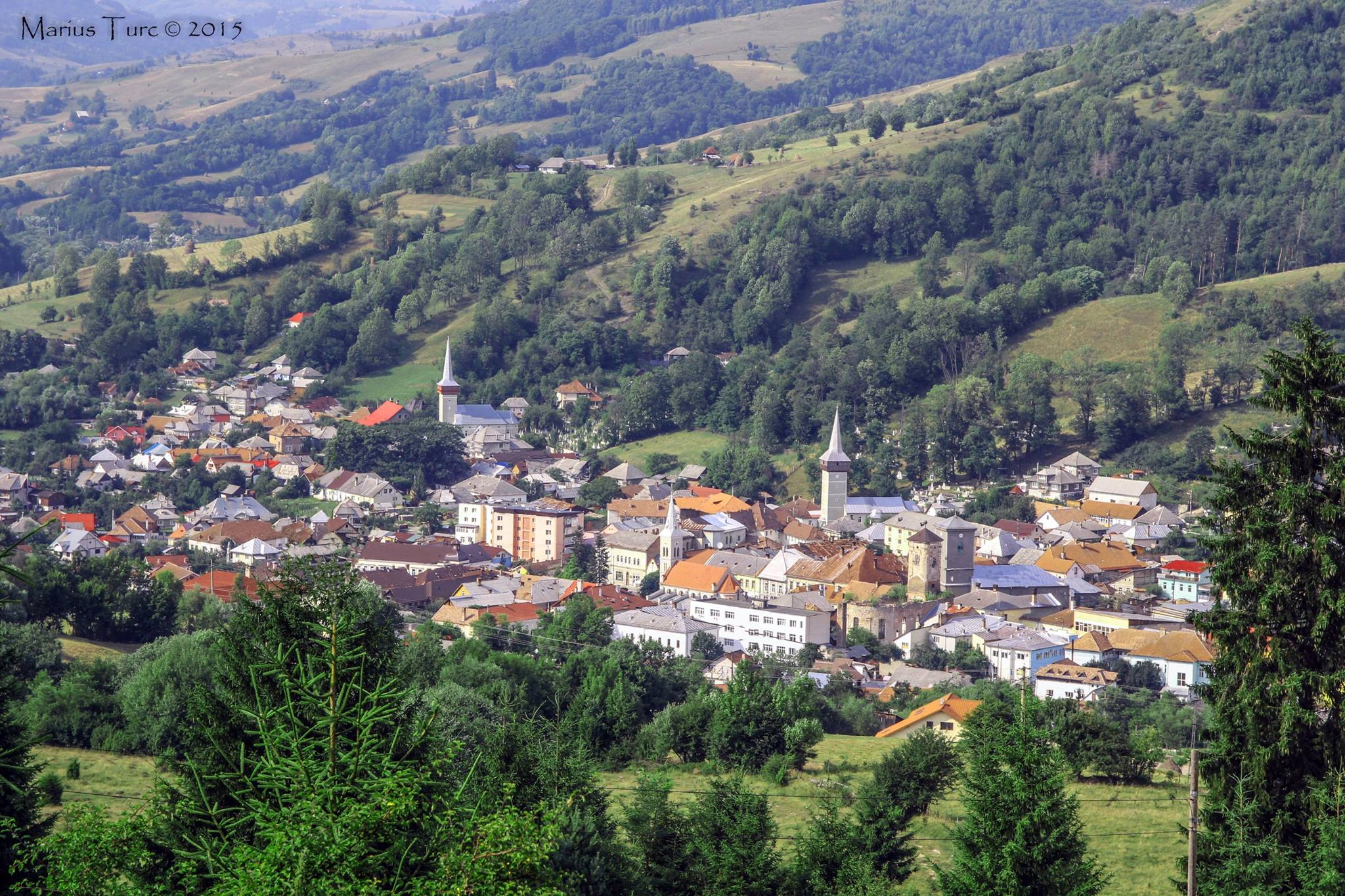 Orașul Abrud - Marius Turc