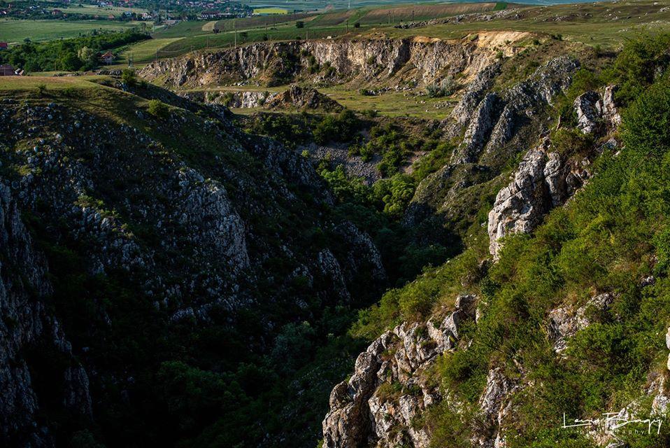 Panorama Cheile Tureni - Levi Bagy Photography