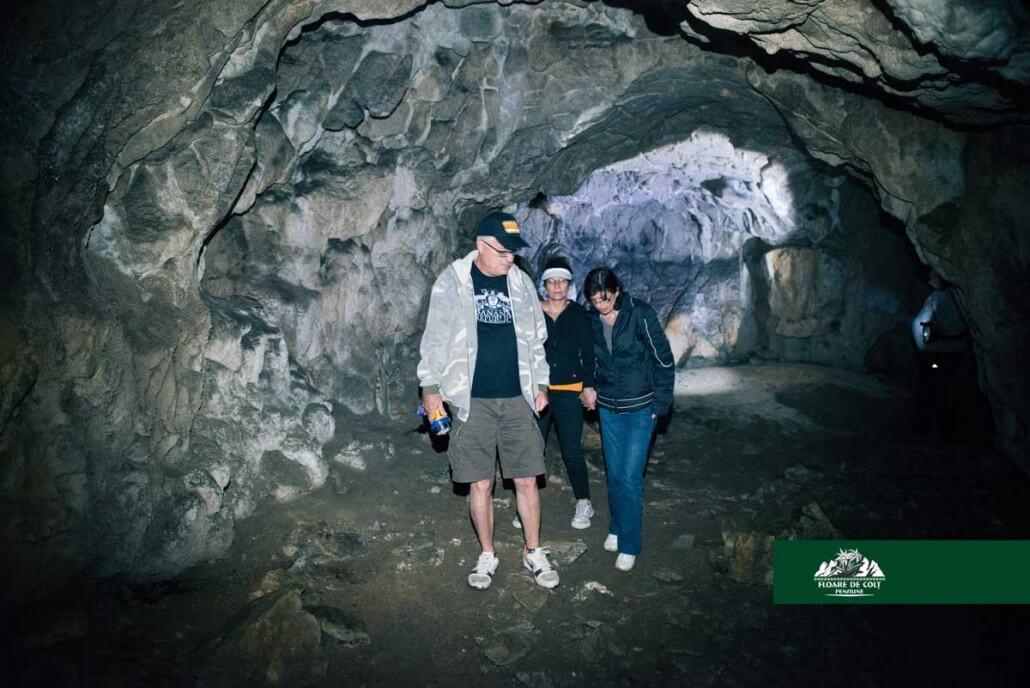Peștera Bisericuța - Pensiunea Floare de Colț