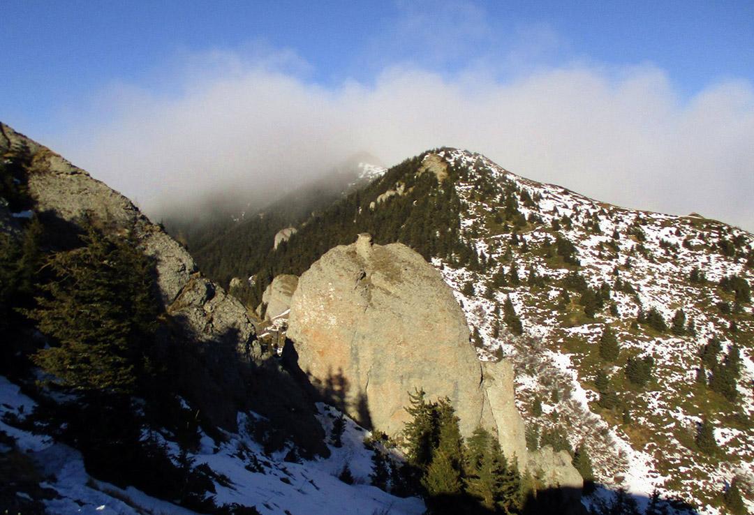 Poarta de Aramă, Munții Ciucaș - foto Robert Popa