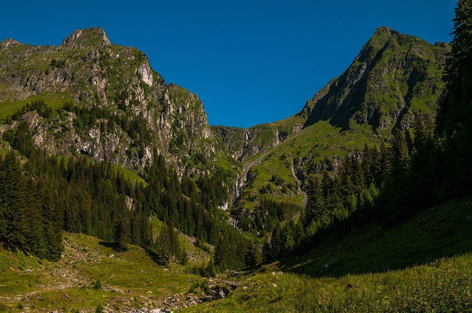 Primul abrupt de pe Valea Rea -  Morar Daniel