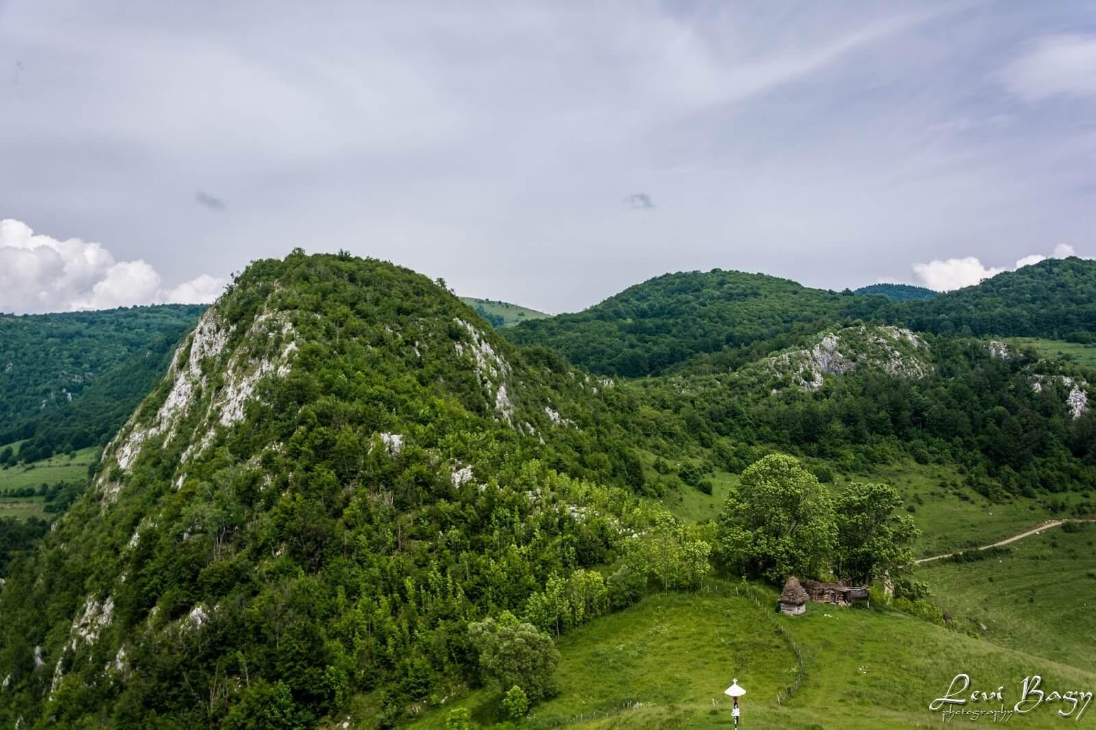 Drumul spre Valea Poienii - Levi Bagy Photography
