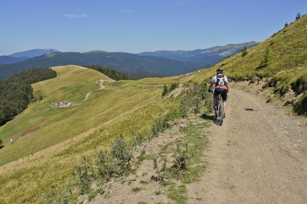 3mb coborare cu bicicleta pe muntele urechea - 15 res