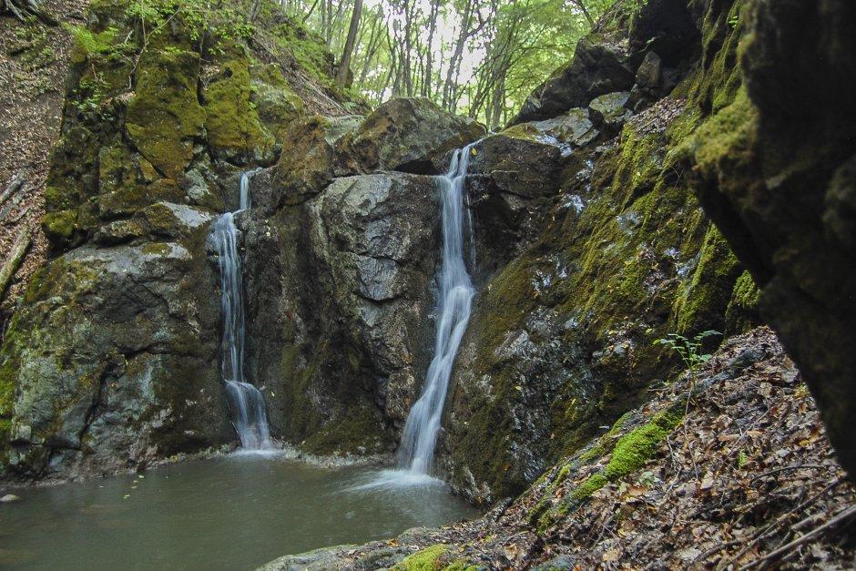 10mn cascada in cheile borzesti - 29