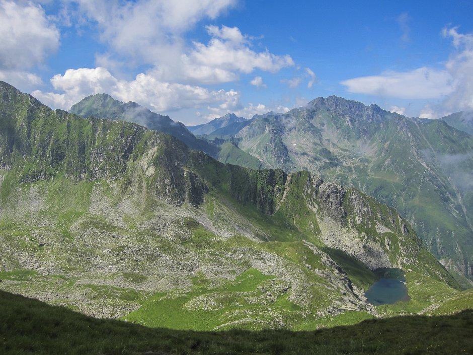 7mn img lacul podragel vazut din saua dinte lacuri - 43