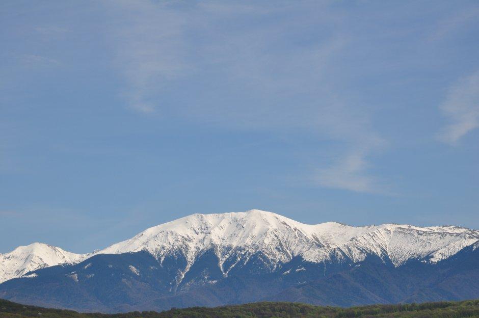fagaras mountains romania - view from sibiu 08