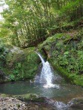 Cascada mica a Boiului