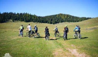 În Munții Apuseni pe bicicletă