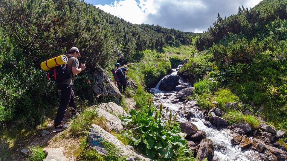 Urcare pe Valea Lala spre Lacul Lala Mare - Andrei Pahomi - CalatoriileLuiAndrei