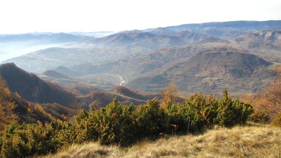 V Arieșului spre Săclciua - Belvedere Vf. Ugerului - © Asociația Ecouri Verzi