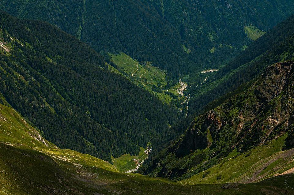Spre Valea Rea si Stana lui Burnei -  Morar Daniel
