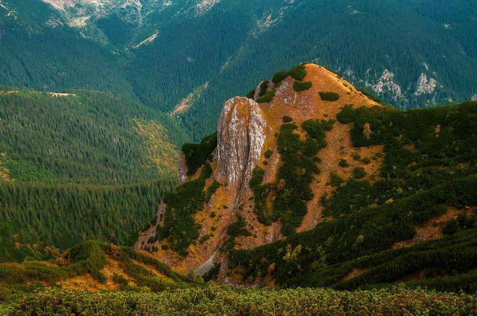 Vârful Gurganu înspre Valea Buta - Daniel Morar