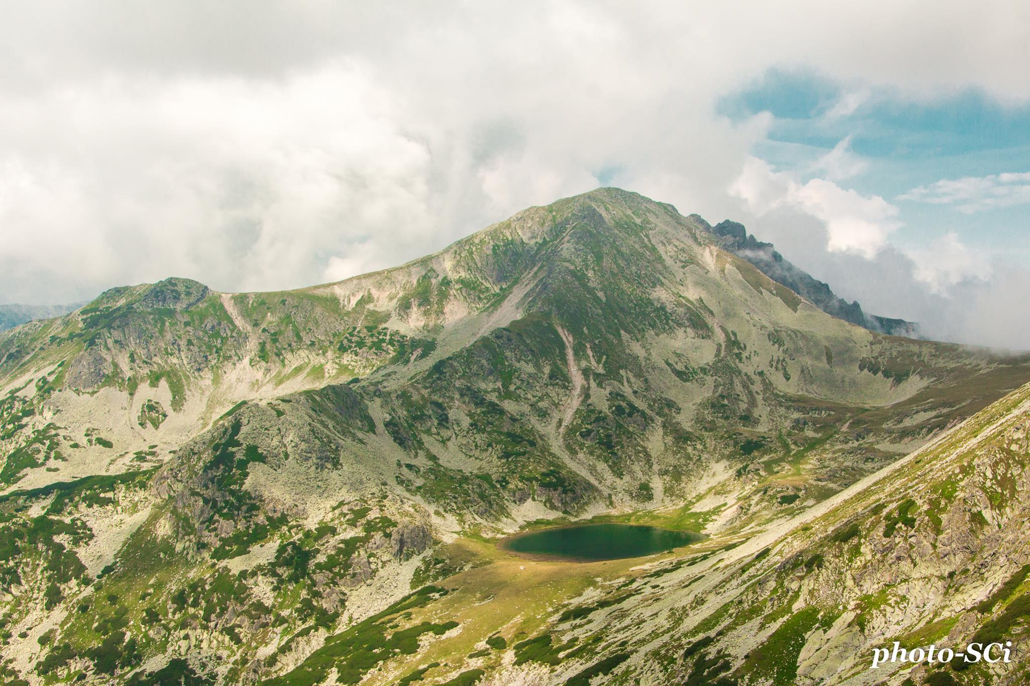 Vf Peleaga-Lacul Peleaga - Csaba-Ilie Silvesan